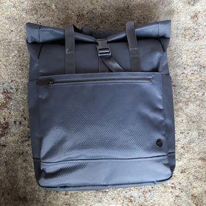 Lululemon Slate backpack/rucksack